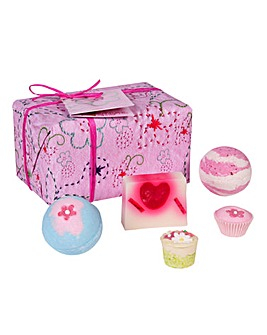 Bomb Cosmetics Pretty In Pink Set