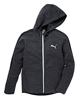 Puma Evostripe Proknit Full Zip Hoody