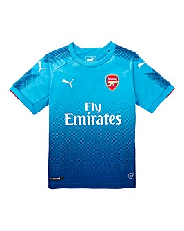 Puma Arsenal Kids Away Replica Shirt