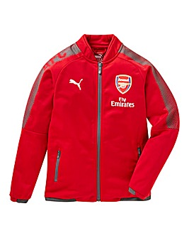 Puma Arsenal Replica Stadium Jacket