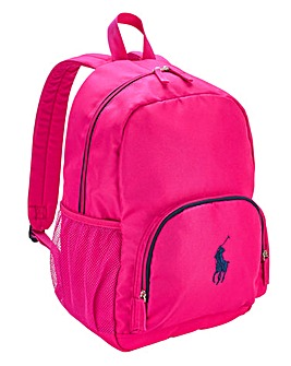 Ralph Lauren Girls Campus Backpack