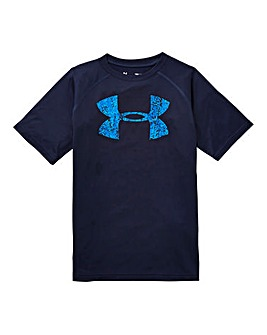 Under Armour Boys Tech Big Logo T-Shirt