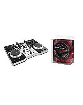 Hercules DJ Instinct S Set + DJ Headset