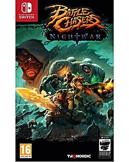 Nintendo Battle Chasers Nightwar