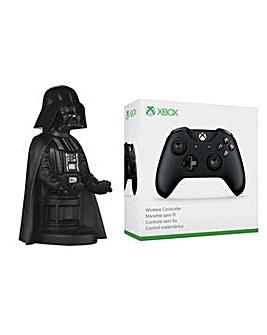 Darth Vader Cableguy + Xbox Controller