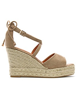 DF By Daniel Bismark Wedge Espadrilles