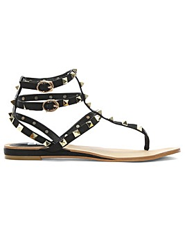 DF By Daniel Verity Gladiator Sandals