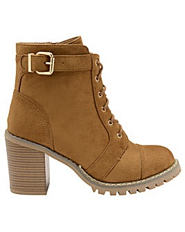 Dolcis Maude heeled ankle boots