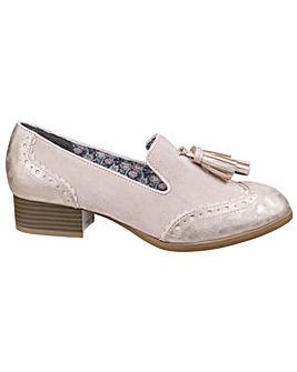 Ruby Shoo Iris Buckle-Up Heels