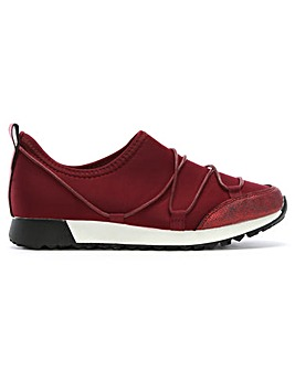 DF By Daniel Glover Neoprene Sneakers