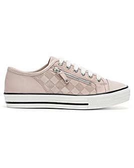 Moda In Pelle Fiarli Lace Up Trainers