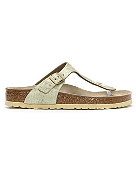 Birkenstock Gizeh Wash Toe Post Sandals