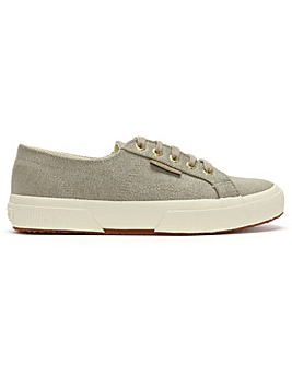 Superga TyeDye Cotu Shine Lace Trainers