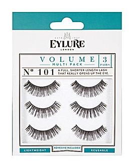 Eylure Volume Lash 101 Multipack