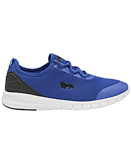 Lonsdale Zambia lace up trainers