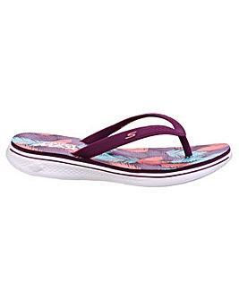 Skechers H2 Goga - Lagoon Flip-Flop