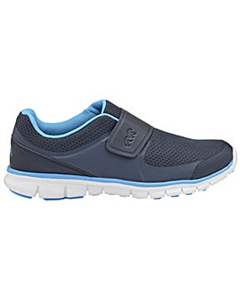 Lima mens rip tape fastening trainers