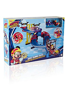 Mickey Roadster Racers Training Tracks