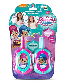 Shimmer & Shine Walkie Talkies