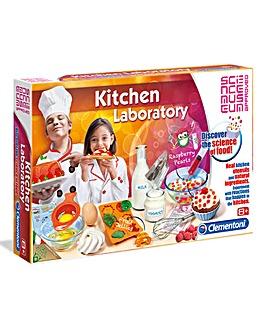 Science Museum Kitchen Laboratory
