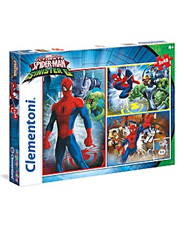 Spider-Man and Sinister Six Puzzles