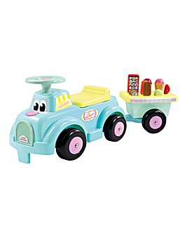 Ride On Ice Cream Truck