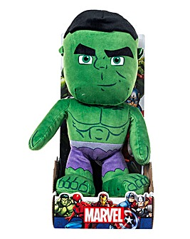 Marvel Avengers 10in Plush - Hulk