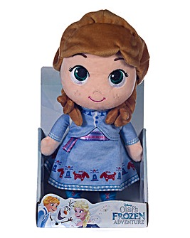 Disney Frozen 10in Plush - Anna