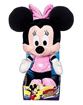 Disney Minnie Big Smilers 10in Plush
