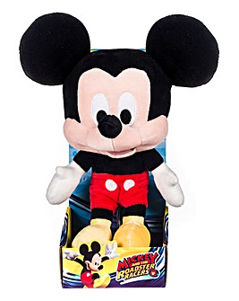 Disney Mickey Big Smilers 10in Plush