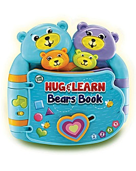 LeapFrog Hug and Rhymes Bear Book