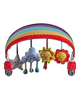 Say Hello Happy Adventures Stroller Arch