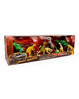 Dinosaur Set 13 Piece