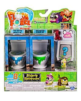 Flush Force Bizare Bathroom 8pk