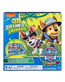 Paw Patrol 3D Ziplines and Ladders