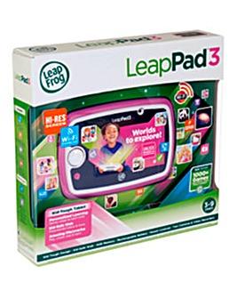 LeapPad3 Pink