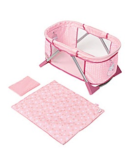 Baby Annabell Travel Bed