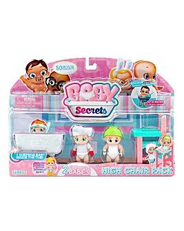 Baby Secrets Highchair Pack