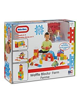 Little Tikes Waffle Blocks Farm
