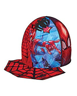 Spider-Man Secret Den Play Tent