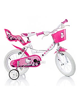 Hello Kitty 12 Inch Bike