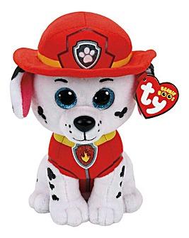 TY Beanie Boos - Paw Patrol Marshall