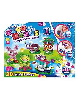 eZee Beads 3D Mini Scenes