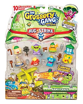 Grossery Gang 10pk & Crossbow Series 4