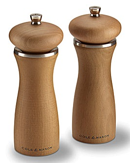 Cole & Mason Sherwood Salt and Pepper