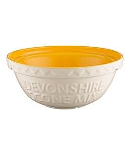 Mason Cash Mixing Bowl Yellow 26cm
