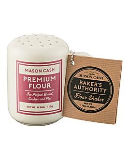 Mason Cash Bakers Authority Flour Shaker