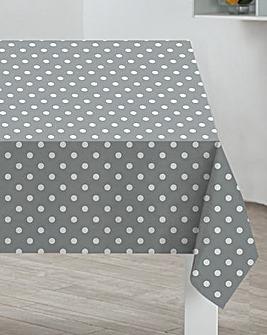 Sabichi Spots PVC Table Cloth