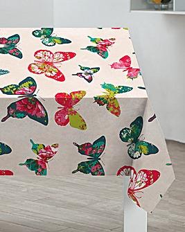 Sabichi Butterflies PVC Table Cloth