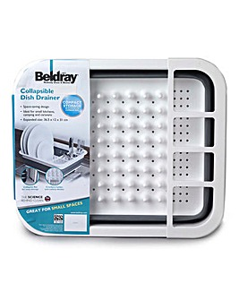 Beldray Collapsible Dish Drainer